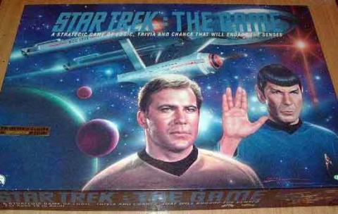 Schachtel Star Trek The Game - Foto von Roland G. Hülsmann