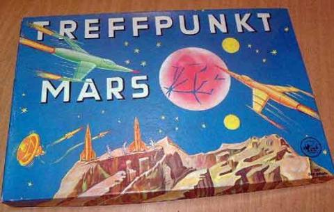 Treffpunkt Mars Schachtel - Foto von Roland G. Hülsmann