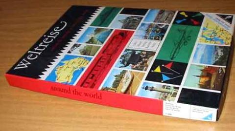 Weltreise - Ravensburger - Schachtel - Foto von Roland G. Hülsmann