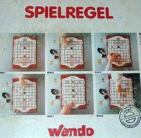 Wendo von Intelli - Spielanleitung - Foto Roland G. Hülsmann