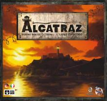 Gesellschaftsspiel Alcatraz - Foto von Heidelberger Spieleverlag