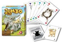 Jumbo & Co - Kartenspiel - Foto von Abacusspiele