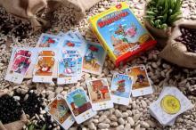 Kinderkartenspiel Mein erstes Bohnanza - Foto von Amigo Spiele