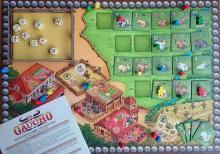 Brettspiel El Gaucho - Foto von Argentum