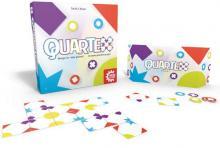 Legespiel Quartex - Foto von Game Factory