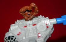 Looping Chewie - Chewie in Fahrt - Foto von Reich der Spiele