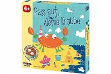 Kinderspiel Pass auf kleine Krabbe - Foto von Moses