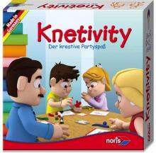 Kinderspiel Knetivity - Foto von Noris Spiele