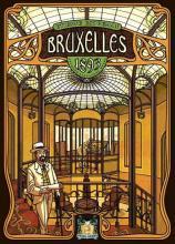 Strategiespiel Bruxelles 1893 - Foto von Pearl Games