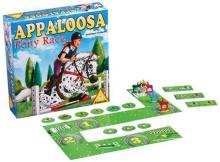 Mädchenspiel Appaloosa Pony Race - Foto von Piatnik