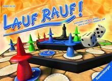Gesellschaftsspiel Lauf rauf - Foto von Ravensburger