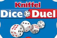 Kniffel Dice Duel - Ausschnitt - Foto von Schmidt Spiele