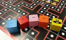 Spielszene Whacky Roll - Fotot von Spielquader