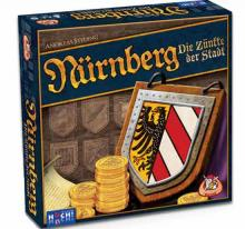 Strategiespiel Nürnberg - Foto: Huch - White Goblin Games