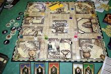 Cluedo - Harry Potter Edition von Reich der Spiele