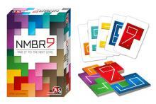 NMBR 9 - Legespiel - Foto von Abacusspiele