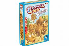 Camel Up Cards - Foto von eggertspiele - Pegasus Spiele