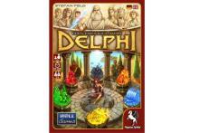 Das Orakel von Delphi - Foto von Hall Games