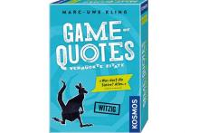 Game Of Quotes - Foto von Kosmos