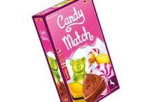 Mitbringspiel Candy Match - Foto von Pegasus Spiele