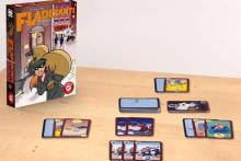 Kartenspiel Fladeranti - Foto von Piatnik