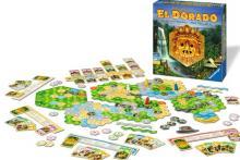 Brettspiel Wettlauf nach El Dorado - Foto von Ravensburger