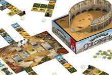 Brettspiel Die Baumeister des Colosseum - Foto von Schmidt Spiele