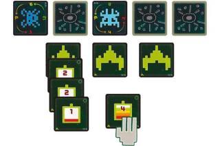 Feuer frei! - Kartenaufbau - Foto von 2F-Spiele