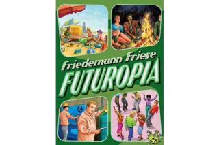 Gesellschaftsspiel Futuropia - Foto von 2F-Spiele