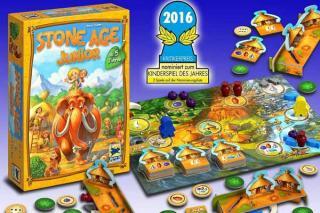 Stone Age Junior ist Kinderspiel des Jahres
