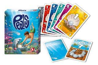 Kartenspiel Pearls - Foto von Abacusspiele