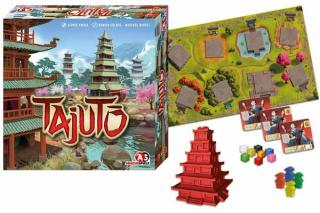 Tajuto - Material - Foto von Abacusspiele