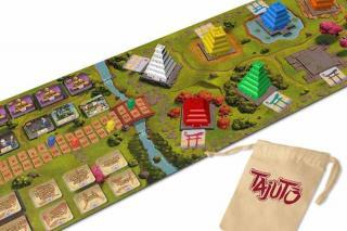 Tajuto - Spielbrett - Foto von Abacusspiele