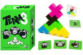 Team 3: Grün - Material - Foto von Abacusspiele