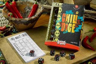 Würfelspiel Chili Dice - Foto von Amigo Spiele