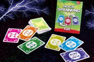 Kartenspiel Hochspannung - Foto von Amigo Spiele