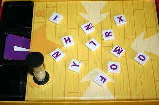 Spielsituation Kerflip - Foto von Reich der Spiele