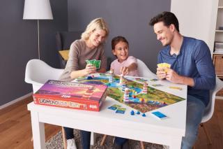 Für die Familie: Lighthouse Run - Foto von Amigo Spiele
