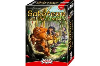 Brettspiel Saboteur: The Lost Mines - Foto von Amigo Spiele