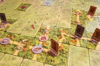 Saboteur: The Lost Mines - Spielsituation - Foto von Axel Bungart