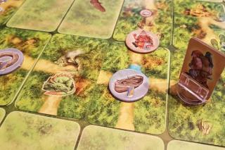 Saboteur: The Lost Mines - Material - Foto von Axel Bungart
