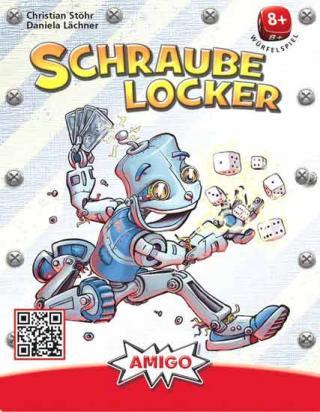 Kartenspiel Schraube locker - Schachtel - Foto von Amigo Spiele