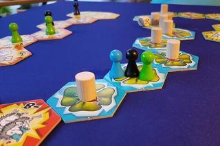 Verflixxt - Spielszene - Foto von Axel Bungart
