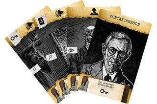 Arkham Noir - Teil 1: Die Hexenkult-Morde - Karten - Foto von Asmodee