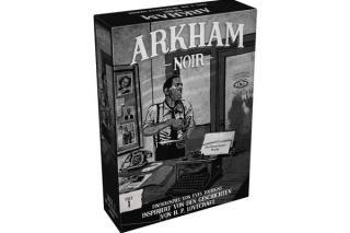 Arkham Noir - Teil 1: Die Hexenkult-Morde - Schachtel - Foto von Asmodee
