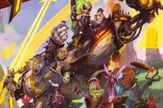 Keyforge: Ruf der Archonten - Fotoausschnitt von Fantasy Flight Games