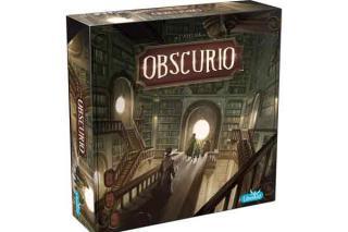 Gesellschaftsspiel Obscurio - Schachtel - Foto von Libellud