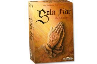 Spielschachtel Sola Fide - Foto von Spielworxx