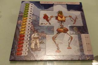 Der nackte Bot bei Moon Bots - Foto Jörn Frenzel