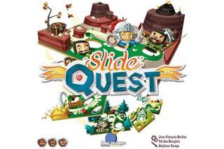 Slide Quest - Schachtelgrafik - Foto von Blue Orange